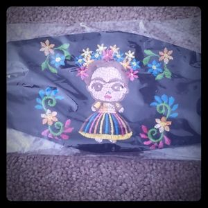 Frida kahlo facemask